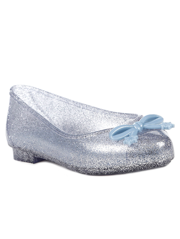 39019da4e6 Sapatilha Frozen Infantil Para Menina - Azul prata - Lojas Pompeia