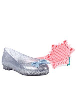 Sapatilha-Frozen-Infantil-Para-Menina---Azul-prata