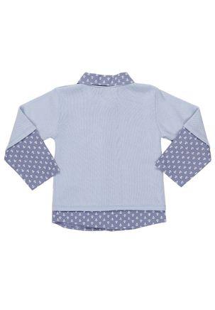 Casaco-Infantil-Para-Bebe-Menino---Azul