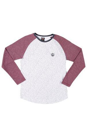 Camiseta-Manga-Longa-Juvenil-Para-Menino---Branco-vinho