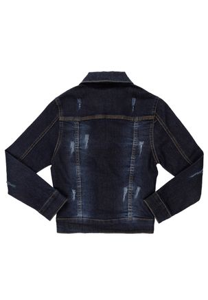 Jaqueta-Jeans-Juvenil-para-Menino---Azul