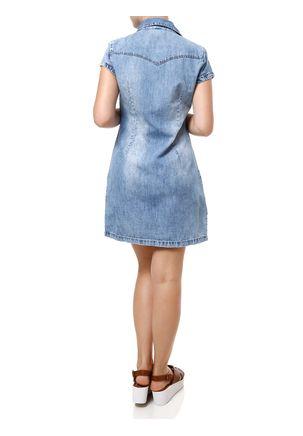 Vestido-Medio-Feminino-Mokkai-Azul
