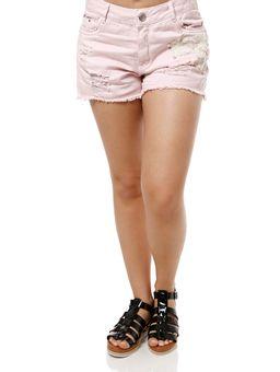 Short-Jeans-Feminino-Mokkai-Rosa