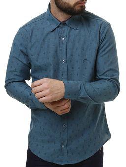 Camisa-Manga-Longa-Masculina-Verde