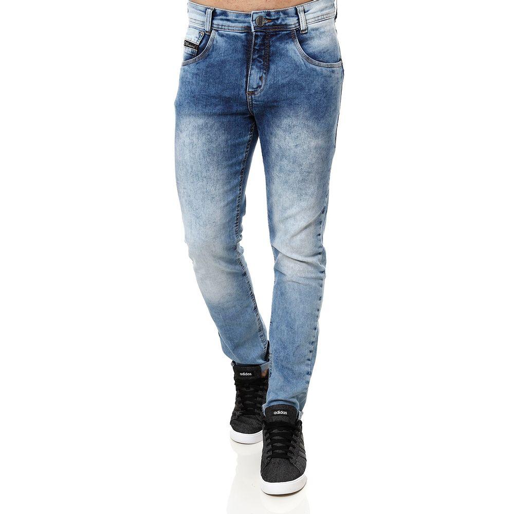 Calça Jeans Masculina Elétron Azul - Lojas Pompeia 4f6611538422a