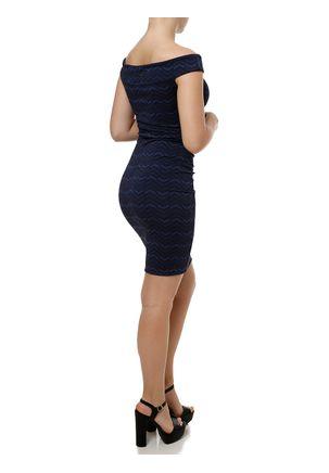 Vestido-Curto-Feminino-Azul-Marinho-P