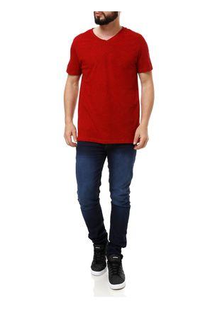 Camiseta-Manga-Curta-Masculina-Fido-Dido-Vermelho