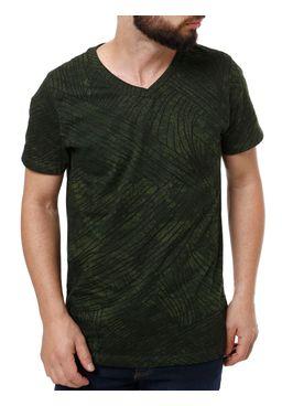 Camiseta-Manga-Curta-Masculina-Fido-Dido-Verde