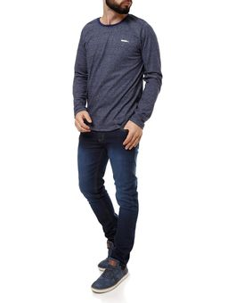 Camiseta-Manga-Longa-Masculina-Vels-Azul
