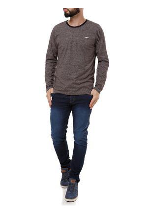 Camiseta-Manga-Longa-Masculina-Vels-Cinza
