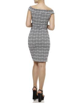 Vestido-Curto-Feminino-Cinza-P