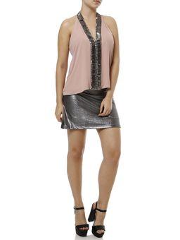 Blusa-Frente-Unica-Feminina-Autentique-Rosa-Escuro-P
