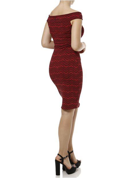 Vestido-Curto-Feminino-Vermelho-P