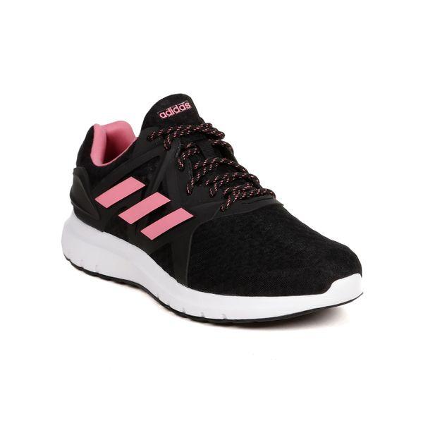 tenis adidas preto e rosa feminino