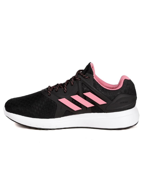 3710c67db26 Tênis Esportivo Feminino Adidas Starlux Preto rosa - Lojas Pompeia