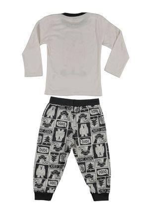 Pijama-Infantil-para-Menino---Off-White