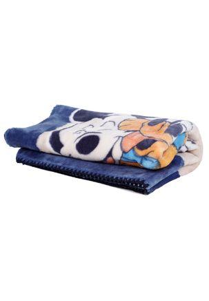 Cobertor-Disney-Bebe-Jolitex-Azul-Marinho