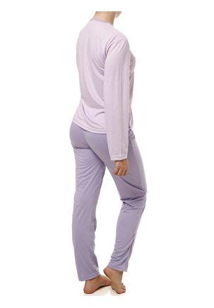 Pijama-Longo-Feminino-Lilas-P
