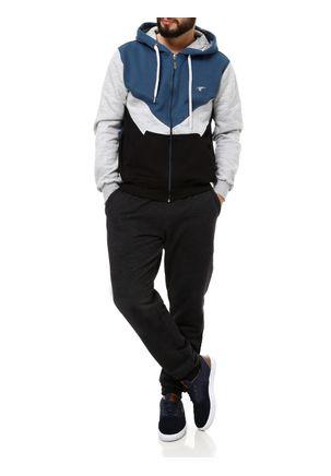 Moletom-Aberto-Masculino-Federal-Art-Azul-preto-P