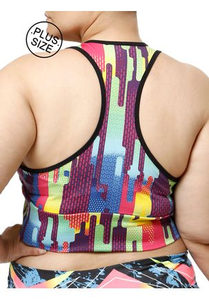 Top-Fitness-Plus-Size-Feminino-Roxo-verde-G2