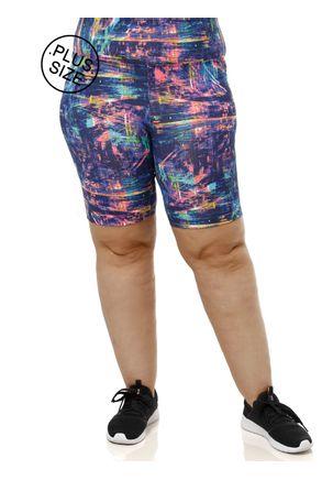 Short-de-Tecido-Plus-Size-Feminino-Azul-G2