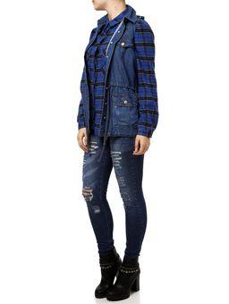 Calca-Jeans-Skinny-Feminina-Uber-Azul