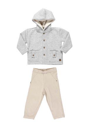 Conjunto-Infantil-Para-Bebe-Menino---Cinza