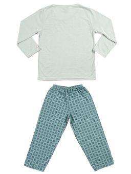 Pijama-Longo-Infantil-Para-Menino---Verde