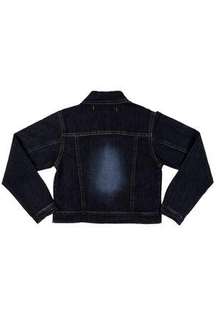 Jaqueta-Jeans-Juvenil-Para-Menina---Azul