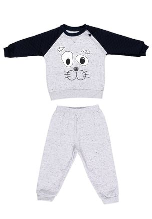 Conjunto-Infantil-Para-Bebe-Menino---Azul-Marinho-cinza