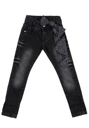 Calca-Jeans-Infantil-Para-Menina---Preto-6