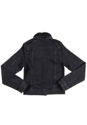 Jaqueta-Jeans-Uber-Juvenil-Para-Menina---Preto-8