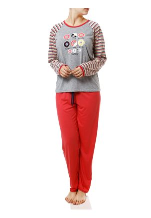 Pijama-Longo-Feminino-Coral-cinza