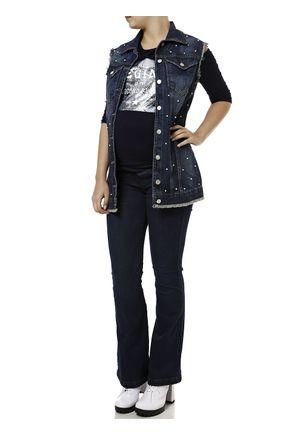 Calca-Jeans-Flare-Gestante-Feminina-Azul