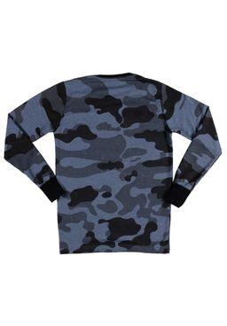 Camiseta-Manga-Longa-Juvenil-Para-Menino---Azul-16