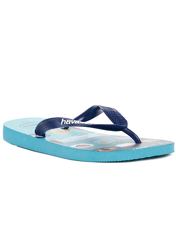d28a55097 Chinelo Masculino Havaianas Azul - Lojas Pompeia