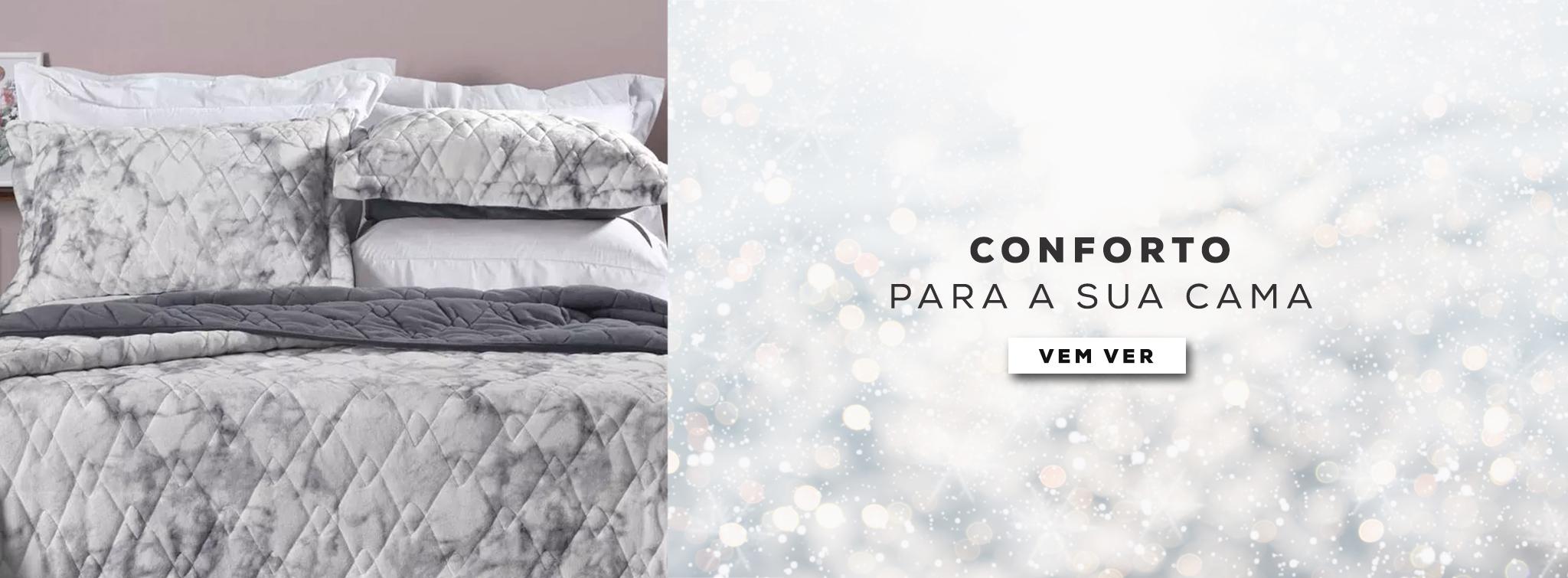 Conforto para sua cama
