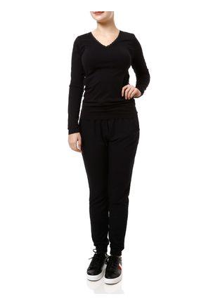Calca-Jogger-Feminina-Rovitex-Preto