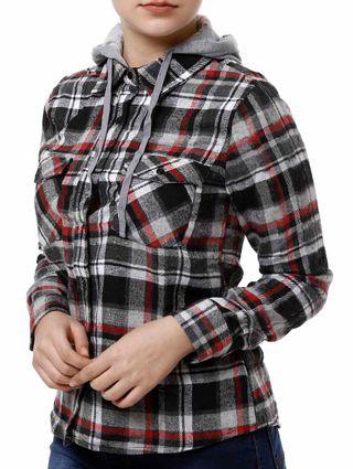Camisa-Flanela-Manga-Longa-Feminina-Cinza-preto