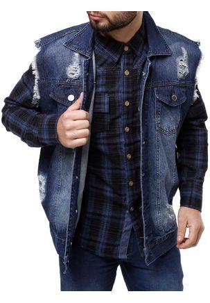 Colete-Jeans-Masculino-Azul-P