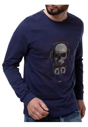 Camiseta-Manga-Longa-Masculina-Vels-Azul-Marinho-P