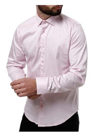 Camisa-Manga-Longa-Masculina-Rosa-P