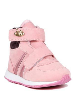 Tenis-Cano-Alto-Infantil-Para-Bebe-Menina---Rosa-19