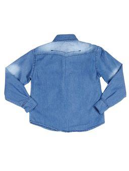 Camisa-Jeans-Manga-Longa-Infantil-Para-Menino---Azul-6