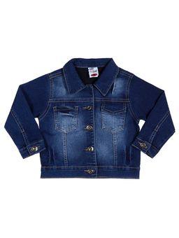 Jaqueta-Jeans-Infantil-Para-Menina---Azul-1