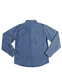 Camisa-Jeans-Manga-Longa-Juvenil-Para-Menino---Azul-16