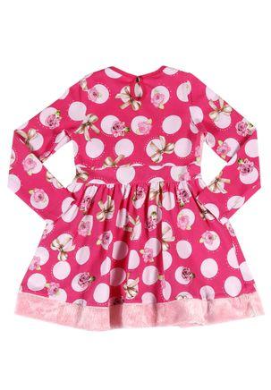 Vestido-Infantil-Para-Menina---Rosa-1