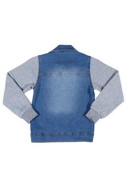 Jaqueta-Jeans-Infantil-Para-Menina---Azul-6