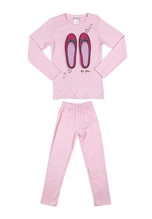 Pijama-Longo-Juvenil-Para-Menina---Rosa-10
