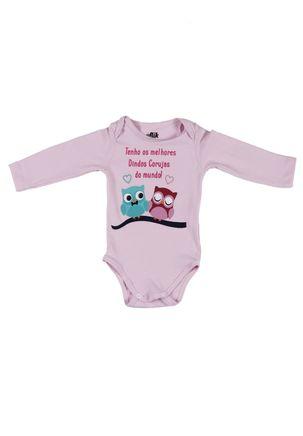 Body-Flik-Infantil-Para-Bebe-Menina-Rosa-P